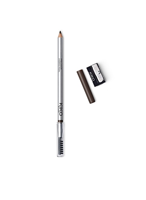 KIKO Milano Precision Eyebrow Pencil 01 Siyah